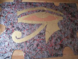Eye of Ra - Puzzle Complete by ichigoKisu