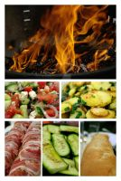 BBQ Impressions by Tricia-Danby