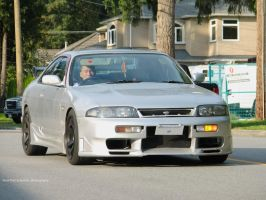 R33 Skyline by SeanTheCarSpotter