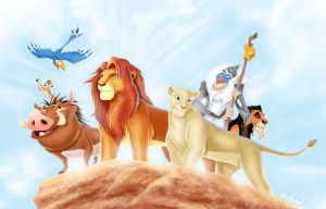 The Lion King by Saeemel