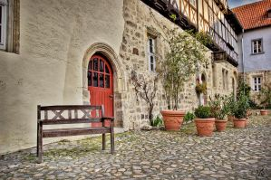 Quedlinburg by Capricornus60