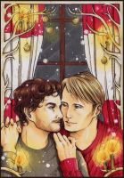 G: Happy Hannigram Holidays by MTToto