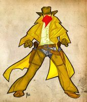 Fireman Western Edition Solo Version by rubioric
