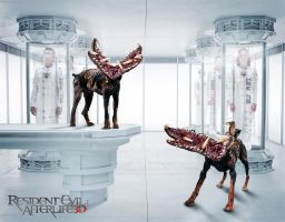 ResidentEvil Afterlife3D 2 by JillValentine98
