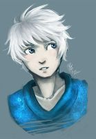RotG: Jack speedpaint by SchizoCheese