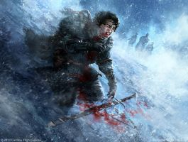 Game of Thrones - Betrayal at the Wall by jbcasacop