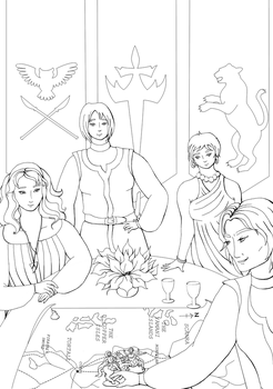 Tcp2 Front Cover Inks by chamha