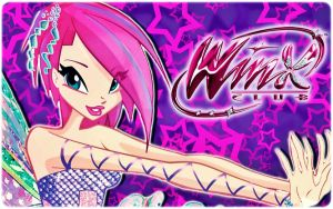Winx season 5 Tecna 2d Sirenix NEW! by AlexaSpears1333
