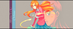 orihime From Me To Ki by alfffares
