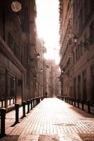 Streets of Alicante 01 by Crossea