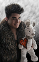 Adam Lambert - Love is everything by lucasthefierce
