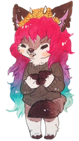Tiny Tosh /gift/ by espressocat