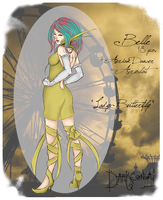Our-Dark-Carnival : Belle [RP] by Vicky-Pandora