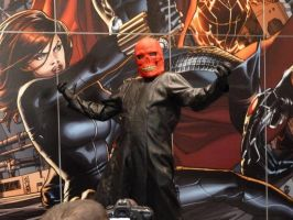 Red Skull by nx20