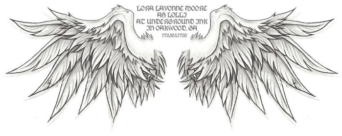 Scruffy Wings Shaded by lavonne