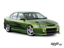Holden SS - VT by Askashi