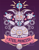 Steel Princess - Magearna