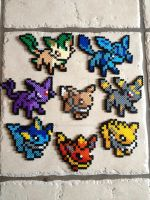 Eeveelutions Full Set by badger-creations