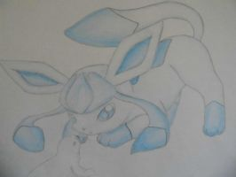 Glaceon by nintendofreak97