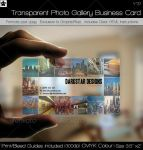 Picture Gallery Business Card by HollowIchigoBanki