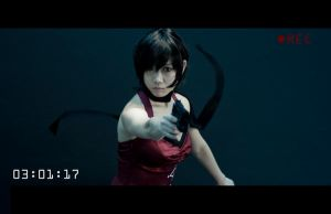 Ada Wong - Caught on Camera by rescend