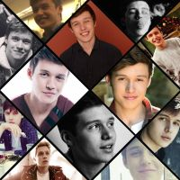 Collage: Nick Robinson by YuliTheKiller