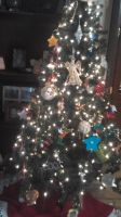 CHRISTMAS TREE X3 by Electrical--Volttail