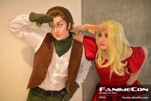 Baccano!: Look Over There! by ImaginEeri