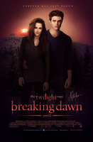 Breaking Dawn Part 2 Poster by Nikola94