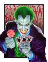 Pick A Card - Joker by smlshin