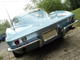 1964 Chevy Corvette by prestonthecarartist