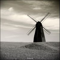 Windmill by nnoik
