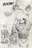 Role Play Start Up: Team Red Hope Page 2 out of 2 by Zander-The-Artist