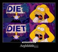 Homer funny posters by locuaz15143