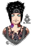 Mr. Dj Ashba by OneDiih