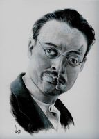 Richard Harrow by vinkvandal