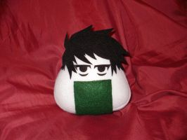 Cosplay Onigiri - L by merlinemrys