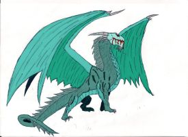 Dragon by Sympathy2Devil