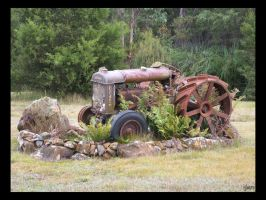 Fordson by bjjlenore