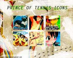 prince of tennis icons by sparklingwater