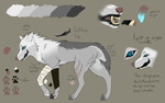 Hybrid - ref sheet auction CLOSED by Kaysa99