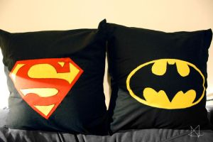 Supercushions by Chinquary