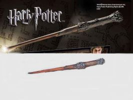 Harry Potter wand comparison by lyiint