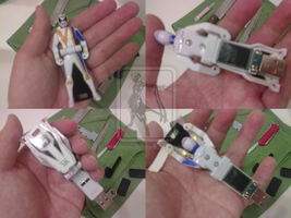 Deka Break USB Ranger Key by UnknownChaser