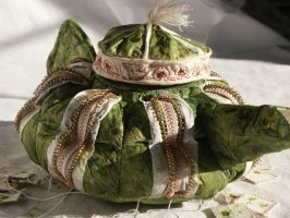 Teabag Teapot - 2 of 4 by TwistedTextiles