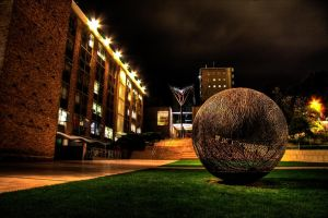 The Ball HDR by youwha