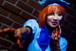Come Here, Keiichi [Rena Ryuugu Higurashi Cosplay] by firecloak