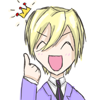 tamaki, king of the club by KonataSong