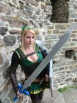 The Legend of Zelda- Female Link by Sonora86