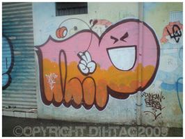 Whip Graffiti by DihtagZ